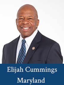 Elijah E. Cummings (MD), Ranking Minority Member