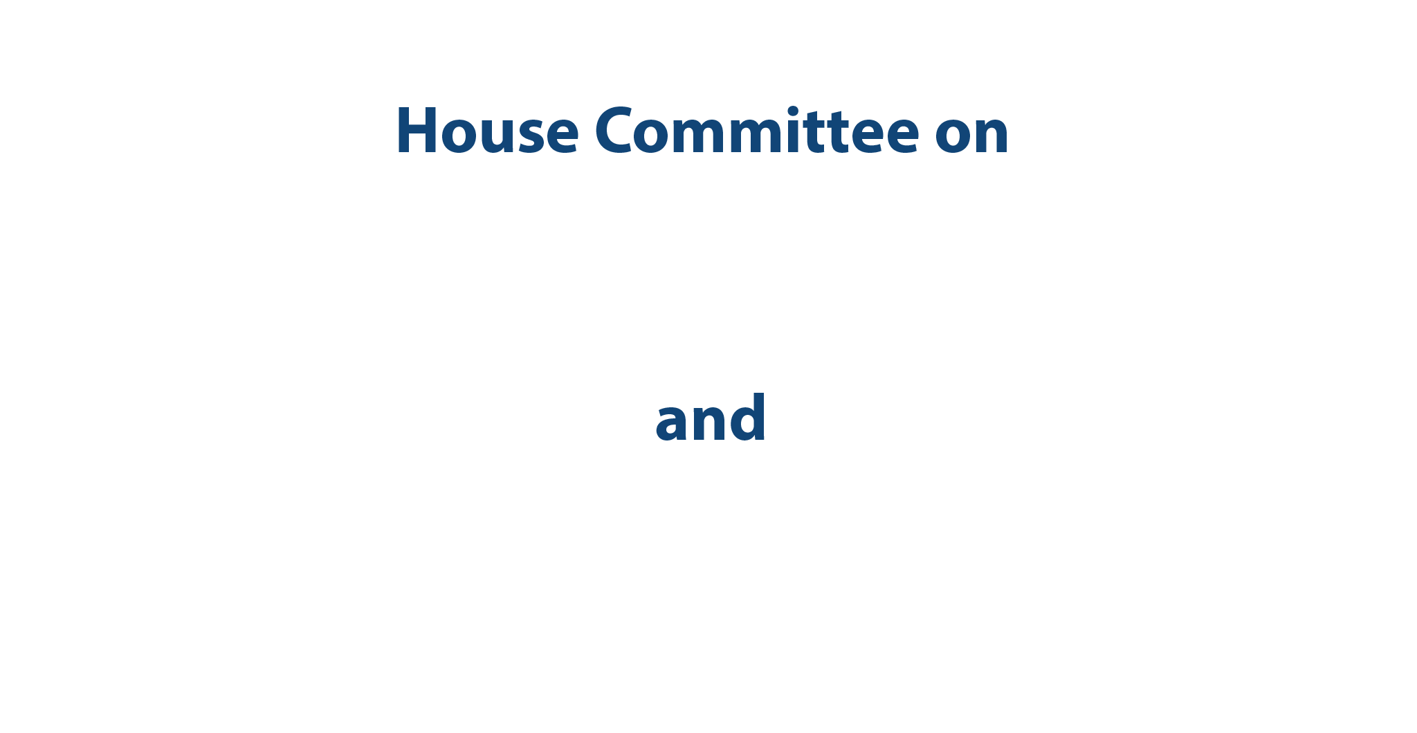 House Committee on Oversight and Government Reform Democrats