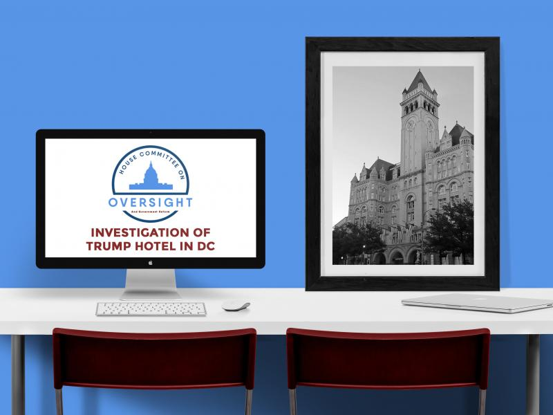 Investigation of Trump Hotel in DC
